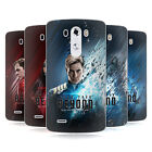 OFFICIAL STAR TREK CHARACTERS BEYOND XIII SOFT GEL CASE FOR LG PHONES 1