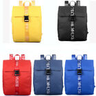 1PC New  Men Women Simple Backpack Large Capacity Bag For School Holiday