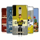 OFFICIAL STAR TREK EMBOSSED ICONIC CHARACTERS TOS BACK CASE FOR XIAOMI PHONES