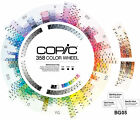 Too Copic Ciao Copic Pens - Yellow Red, Yellow, Yellow Green, Green