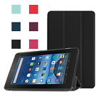Thin Folding Stand Cover Protector For Amazon Fire 7 Display 5th Gen 2015 Tablet