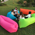 Layzee Lounger -Inflatable Air Camping Beach Lay bag/bed/sofa Water Sofa