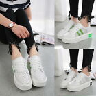 Chic Women Mesh Sneaker Shoes Platform Athletic Casual Thick Sole Footwear