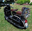1968 Vespa Sprint 150 Restored Original Mint Condition Starts Right Up Everytime