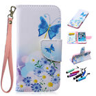 Silicone Soft Card Wallet Flip PU Leather Phone Case Cover For iPhone 5s 6s/Plus