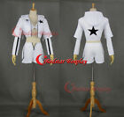 White Rock Shooter Cosplay Costume WRS Costume Short Jacket  cosplay
