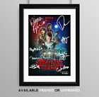 STRANGER THINGS CAST SIGNED AUTOGRAPH PRINT POSTER PHOTO TV SHOW SERIES SEASON