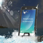 Swimming Waterproof Shockproof Hard Case Cover For Samsung Galaxy S7 / S7 Edge