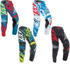 Fly Racing 2017 Kinetic Relapse Motocross Pants Trousers Off Road MX GhostBikes