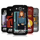 OFFICIAL STAR TREK ICONIC CHARACTERS TNG HARD BACK CASE FOR SAMSUNG PHONES 6