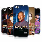 OFFICIAL STAR TREK ICONIC CHARACTERS DS9 SOFT GEL CASE FOR ZTE PHONES