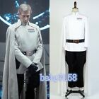 hot !! new  Rogue One:A Star Wars Story Admiral Cosplay Costume Outfit  #a.305