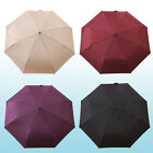 JAPAN WHITE DOTS AUTO OPEN /AUTO CLOSE UV-COATING 3 FOLD UMBRELLA W/ BAG