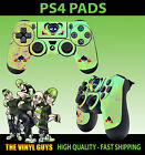 PS4 PLAYSTATION 4 CONSOLE STICKER HARLEY QUINN SUICIDE SQUAD LOGO ACES SKIN
