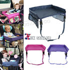Waterproof Snack Baby Car Seat Table Safety Kids Play Travel Tray Drawing Board