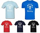 Sweatin' For The Wedding - Mens Motivational Fitness/Weight-Loss T-Shirt