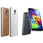 3 Colors! 5.1-Inch Samsung Galaxy S5 G900F -  4G LTE Unlocked Smart Phone 16GB