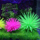 Aquarium Fish Tank Decor Soft Artificial Coral Plant Underwater Decoration