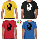 T-shirt Uomo Donna Manica Corta Cotone Maglietta Film Movie BUD SPENCER Vintage
