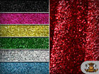 "Sequin Confetti Stretch Fabrics / 58"" Wide / Sold by the yard"
