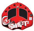 O'Brien Swift Towable Inflatable Deck Tube, 2 or 3 Rider. 42035