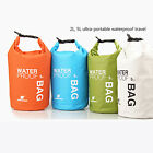 Rafting Bag Waterproof Storage Dry Bag Pouch Case for Kayaking Camping 2L 5L