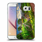 OFFICIAL CELEBRATE LIFE GALLERY BICYCLE HARD BACK CASE FOR SAMSUNG PHONES 1