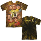 Star Trek 50th Anniversary Crew Double Sided Sublimation Adult T-shirt on eBay