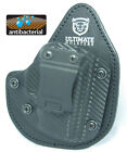 Best S&W Bodyguard w/Laser Most Comfortable Hybrid Holster SOFT ANTIMICROBIAL