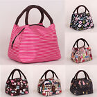 Portable Food Lunch Bag Carry Tote Women Picnic Travel Storage Pouch Exquisites