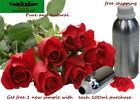ROSE  ESSENTIAL OIL 100% PURE & NATURAL   FROM INDIA (FREE SHIPPING)