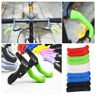 BIKE CYCLING MTB BMX BRAKE COVER LEVER GRIPS PROTECTOR - VARIOUS COLORS (PAIR)