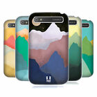 HEAD CASE DESIGNS COLOURFUL MOUNTAINS HARD BACK CASE FOR BLACKBERRY PHONES