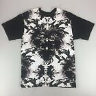 Crooks & Castles Illusions T-Shirt In Black Sizes L, XL