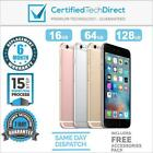 Apple iPhone 6S Plus A1687 4G - 16GB 64GB 128GB Excellent *6 Month Warranty*
