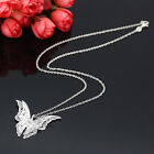 Women's Fashion Accessories Crystal Silver Plated Necklace Pendant Jewelry 1pc