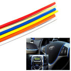5M Interior Exterior Mouldings Trim Car Grille Dashboard Decor Styling Strip 4mm