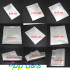 Внешний вид - Clear Self Adhesive Resealable Poly Cello Cellophane OPP Bags 9 Specification