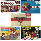 HASBRO GAMING RETRO SERIES CLASSIC BOARD GAMES / SELECT GAME / BRAND NEW