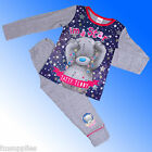 Girls Official Genuine Tatty Teddy ME to YOU Pyjamas Age 5-12 Years