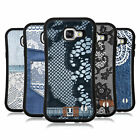 HEAD CASE DESIGNS JEANS AND LACES HYBRID CASE FOR SAMSUNG GALAXY A5 (2016)