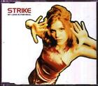 STRIKE My Love Is For Real  CD 5 Tracks Inc Big Outback/Small Upfront/Ramp Mixes
