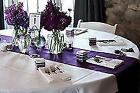 ~New~ Satin Table Runner Wedding Party Banquet Decoration 15+ Colors!
