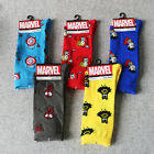 1Pair Novelty Heroes Series Fashion Women's Men's Long Socks Winter Autumn Socks