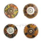 LARGE SELECTION - CERAMIC DECORATIVE DRESSER DOOR CABINET CUPBOARD KNOBS HANDLES