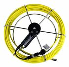 "SDT Sewer Drain Camera Fiber Glass Push Rod & Reel 100' fits 1/2"" Camera Head"