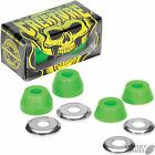 "INDEPENDENT CREATURE ""CSFU"" Skateboard Truck Bushings Medium 90a Green Cushions"