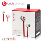 Beats by Dre Urbeats In-Ear Headphones -Sealed Box 1Year Warranty Christmas Gift <br/> Special Edition Gold Colour: Silver, White, Pink, Gold