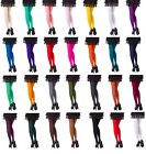 Opaque Tights Choose From 26 Fashionable Colours 40 & 60 &100 Denier , SizesS-XL