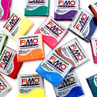 FIMO SOFT 56g Polymer Moulding Modelling Clay Blocks image